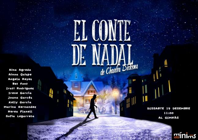 Conte de Nadal cartell