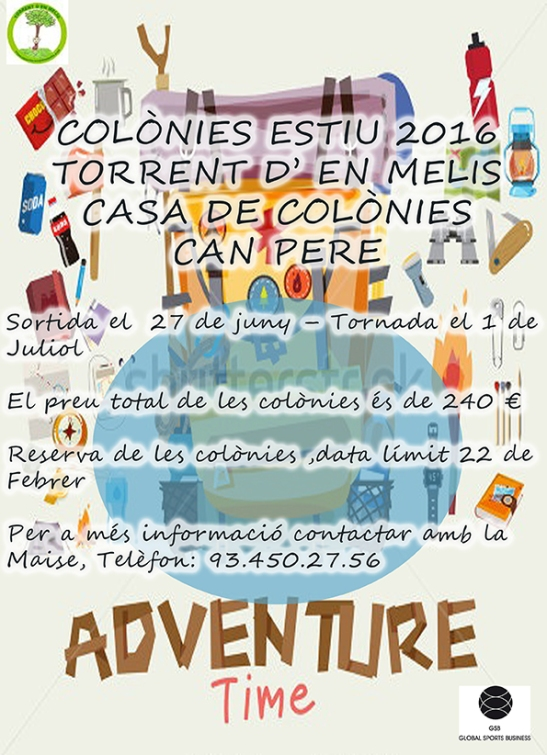 colonies estiu 2016