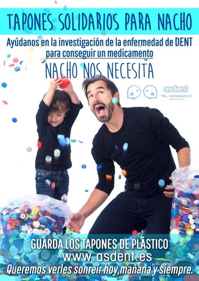 Cartel_Tapones_Solidarios